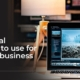 Digital tools for business